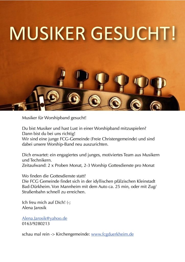 musiker-gesucht